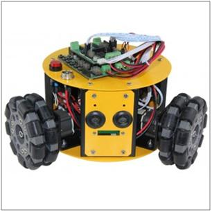 3WD 100mm Omni Wheel Arduino Kit 10016